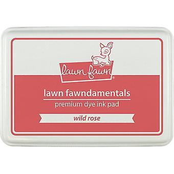 Lawn Fawn Premium Dye Ink Pad Wild Rose