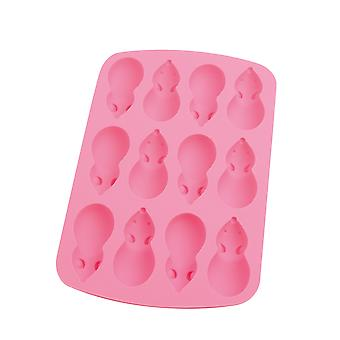 Epicurean Sugar Mouse Molds for Chocolate, Ice Cubes and Jelly