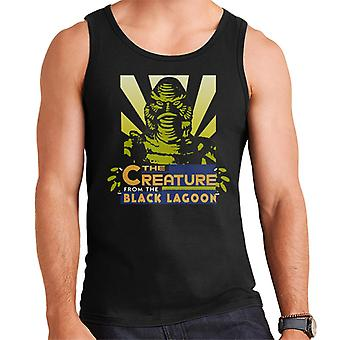 The Creature From The Black Lagoon Beam Head Men's Vest
