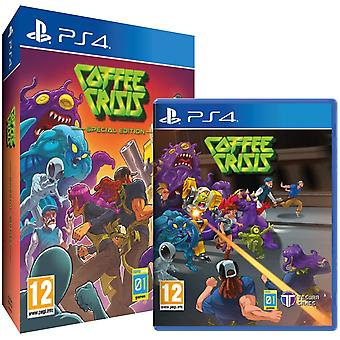 Coffee Crisis Special Edition PS4