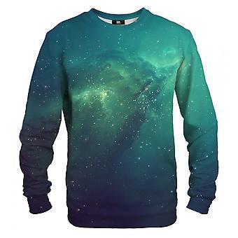 Mr Gugu Miss Go Blue Nebula bomull tröja