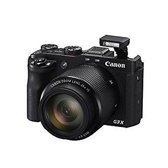 Canon powershot g3 x digitale camera(zwart) w/ 1-inch sensor en 25x optische zoom - wi-fi en nfc ingeschakeld