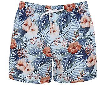 Franks Floral Maui Swim Shorts