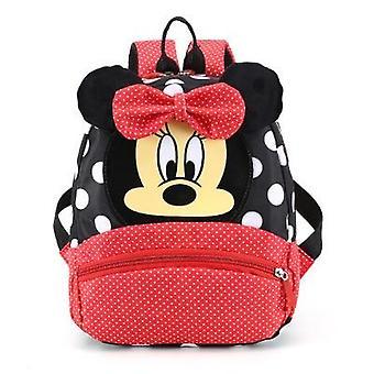 Kindergarten Schultasche, Mickey Mouse süße Cartoon Reise Rucksack