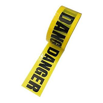 Opp Warning Tapes, Caution Barrier, Work Safety Adhesive Diy Sticker