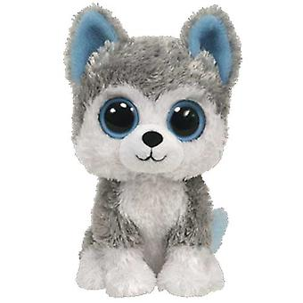 TY Beanie Boo Plush - Slush The Husky