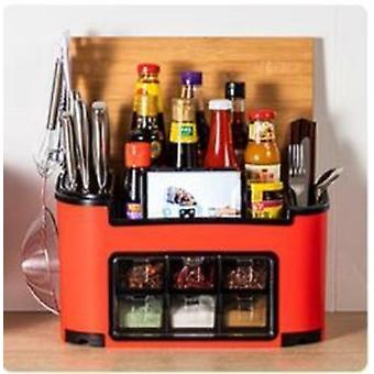 Multi-functional Kitchen Shelf