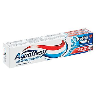 Aquafresh Fresh & Minty All-in-One Protection 125ml