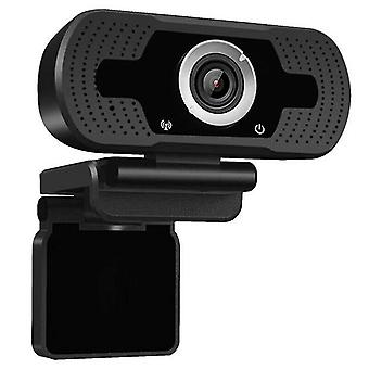 1080p Full Hd Webcam Computer Pc Laptop Camera With Microphone