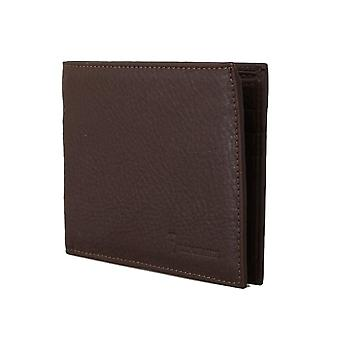 Brown leather bifold w57652311