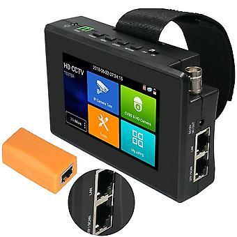 Kamera Testare 8mp 5mp Utp Tester Wifi Onvif Poe 48v 12v Ut