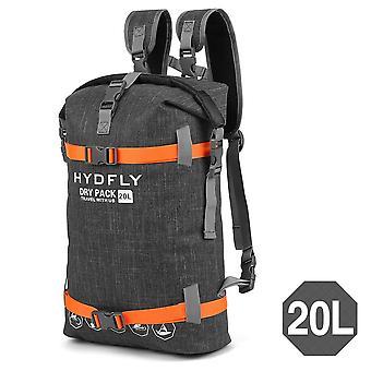 Outdoor Waterproof Trekking, Dry Bag Backpack, Fishing Floating, Roll-top,