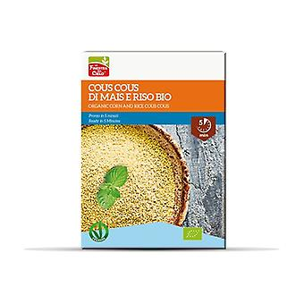 Corn and rice couscous 500 g