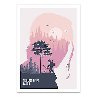 Art-Poster - De laatste van ons 2 - 2Toast Design