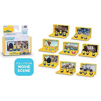 Serventi film Minion Micro Playset