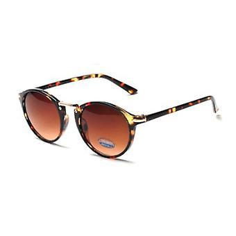 Sunglasses Women Round - Brown Luipaard2860_5