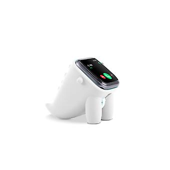 Apple Watch -sarjan stand nightstand keeper silikoni kotiin latausteline