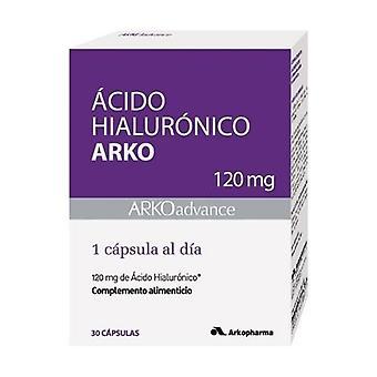 Hyaluronic Acid Arko 30 capsules