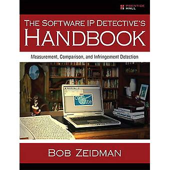 The Software IP Detective's Handbook - Measurement - Comparison - and