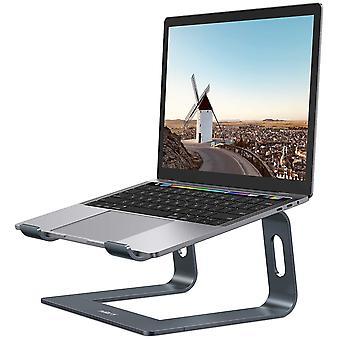 Suport laptop, suport ergonomic pentru laptop din aluminiu, suport detașabil pentru notebook-uri pentru laptop, compatibil cu Macbook Air Pro, Dell Xps,