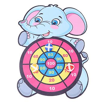 Children Cartoon Animal Dart Board Accessories