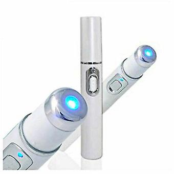 Acne Laser Pen Hud Spots Fjernelse Pen (hvid)