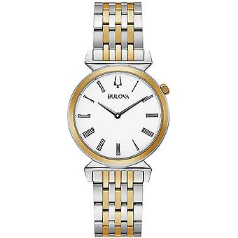 Bulova Regatta Two-Tone Classic Ladies Watch 98L264
