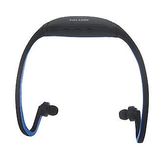 Sport MP3 WMA Music Player TF / Micro SD -korttipaikan kuulokkeet Kuulokekuuloke