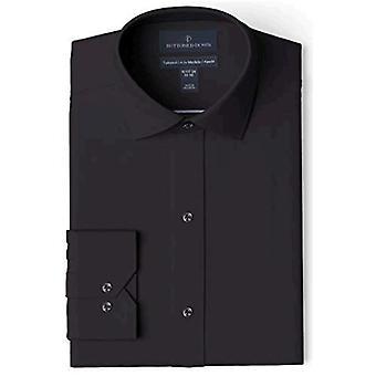 Merkki - Buttoned Down Miesten räätälöity-Fit Spread Kaulus Pinpoint ei-rauta mekko paita