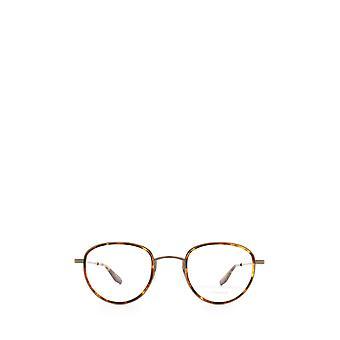 Barton Perreira BP5279 chestnut antique gold unisex eyeglasses