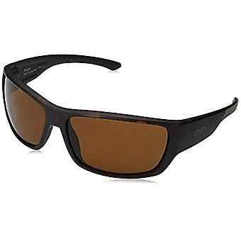 SMITH Forge Sp N9P 64 Sunglasses, Brown (Matt Havana/GD Gold), Men's