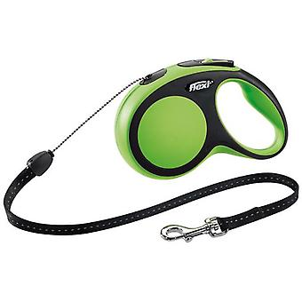 Flexi New Comfort Leash Green/Black Lanyard (Dogs , Collars, Leads and Harnesses , Leads)