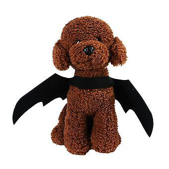Halloween Pet Costumes Bat Wings