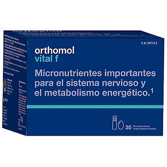 Orthomol Vital F 30 Vials