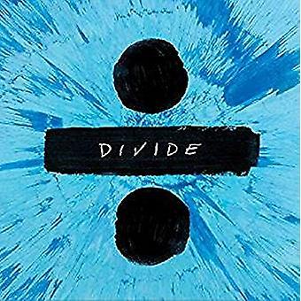 Ed Sheeran - ÷ (Divide) CD