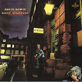 David Bowie Lp - Ziggy Stardustin ja hämähäkkien nousu ja lasku