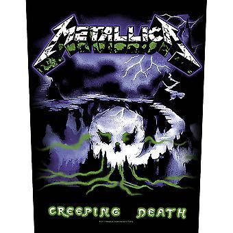 Metallica - Plazivá smrť späť Patch