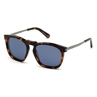 Unisex Sunglasses Roberto Cavalli RC1134-5552V Blue Havana (ø 55 mm)