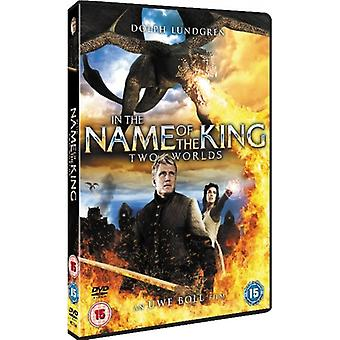 In The Name Of The King Two Worlds DVD