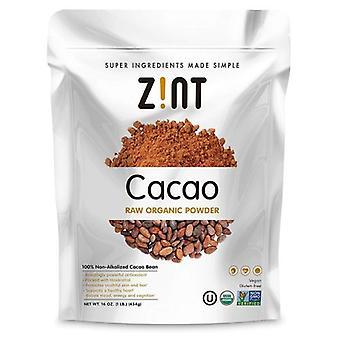 Zint Organic Cacao Powder, 16 Oz