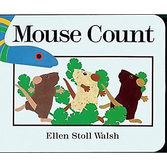 Recuento de ratones por Ellen Stoll Walsh
