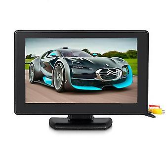 4.3'' Color TFT LCD 2-Channel Video Input Rear View Monitor Vehicle Auto Car Rear View For DVD VCD