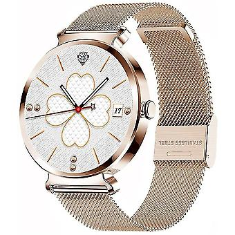 smart watch Woman, smart watch for Huawei Samsung Xiaomi iPhone Android, Sport Smart Watch with