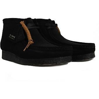 Clarks Originals Suede Wallabee Boots