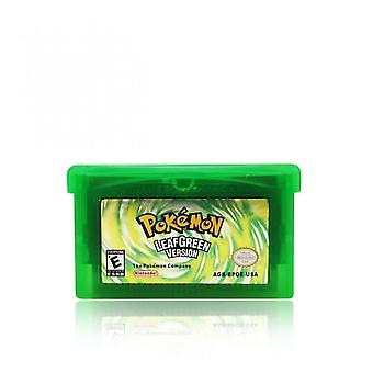 Para Pokemon Series Ndsl Gbc Gbc Gbm Gbm Gba Sp Video Game Cartucho Console Card Classic Game Collect Colorful Version