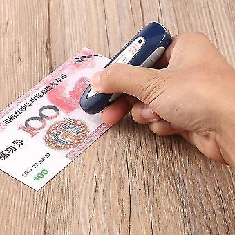Hamis pénz detektor hamis hamis bankjegy számlák Checker Tester Portable