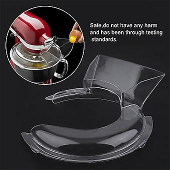 Kitchen Cooking Tool Pro Pour Pouring Shield For 5-quart Stand Mixer Machine