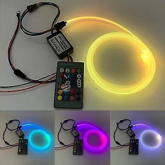 車のためのRgbライト照明器 - ファイバーケーブルライトホルダー