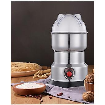250W Electric Food Grinder Chopper Cereals Nuts Beans Spices Grinding   Coffee Grinders
