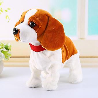 Sound Control Elektronische Honden Huisdieren Lovely Cute Electronic Toys Dog For Kids Interactief Speelgoed